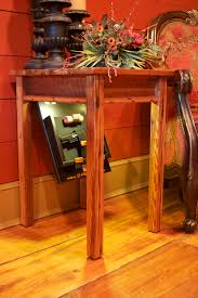 Woodworking Projects With Secret Compartments - hidden gun compartment in side table project pinterest