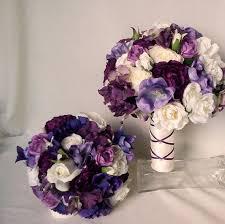 Purple Wedding Flowers Download Silk Wedding Flowers Cheap Wedding Corners