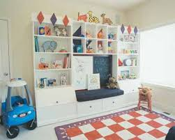playroom shelving ideas in the fun zone playroom decorating idea howstuffworks