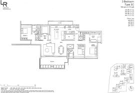 One Shenton Floor Plan Leedon Residence 83property Com