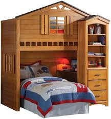 Best Bunk Beds Images On Pinterest  Beds Lofted Beds And - Oak bunk beds for kids