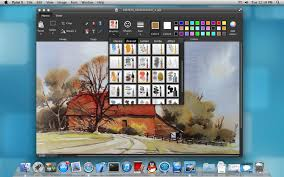 paint x on the mac app store