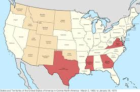 Map Of Unites States by File United States Central Map 1869 03 03 To 1870 01 26 Png