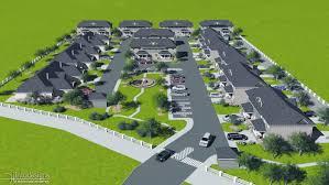architectural site plan 3d site plan