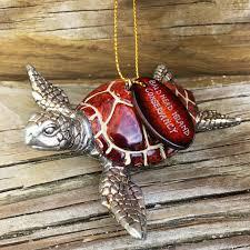 sea turtle ornament turtle central