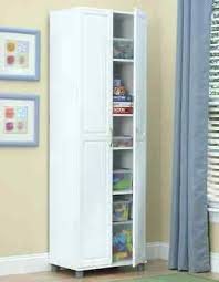 kitchen larder cabinet tall kitchen pantry cupboard white pantry storage cabinet with door