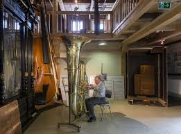 Biggest Chair In The World The World U0027s Largest Tuba Classic Fm