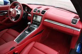 porsche cayman red porsche cayman silver red interior found porsche cayman red