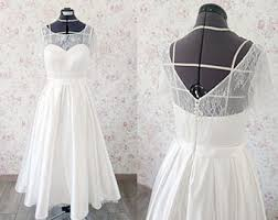 two piece wedding dress crop top wedding dress knee length
