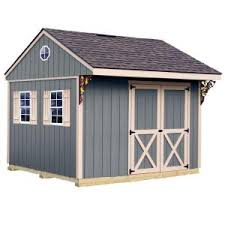Backyard Shed Kits by Best Barns Mansfield 12 Ft X 12 Ft Wood Storage Shed Kit With