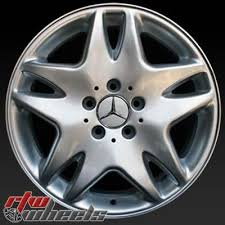 2003 mercedes s500 for sale mercedes s500 wheels for sale 2003 17 silver rims 65308 http