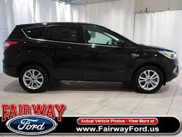 Ford Escape Inside - 2017 new ford escape se 4wd at fairway ford serving youngstown