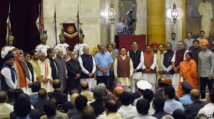 Modi Cabinet List Latest Updated List Of New Union Ministers And Their Portfolios