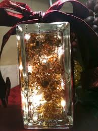 How To Decorate Glass Blocks 81 Best Glass Block Decorations Images On Pinterest Glass Blocks