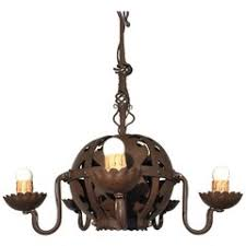 Wrought Iron Pendant Light Wrought Iron Chandeliers And Pendants 376 For Sale At 1stdibs