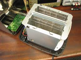 Black Decker Toaster Oven Replacement Parts Black And Decker 2 Slice Toaster T2707skt Repair And Teardown