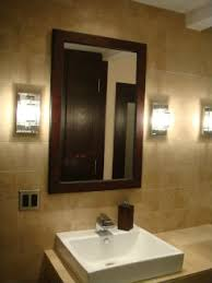 Bathroom Mirror Light Fixtures Bathroom Mirror Lighting Fascinating Bathroom Mirror With Lights