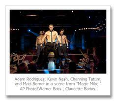 movie review quot magic mike movie review channing tatum as magic mike with official