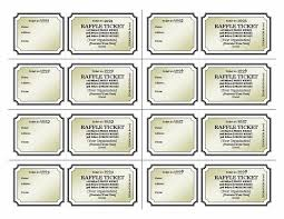 ticket template event ticket template