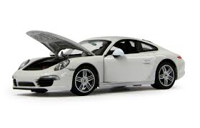 white porsche 911 porsche 911 1 24 die cast white jamara shop