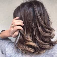 medium length hair with ombre highlights 30 bright ideas for dark ombre hair stand out in the crowd