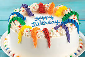 Cake Celebrate Baskin Robbins Canada