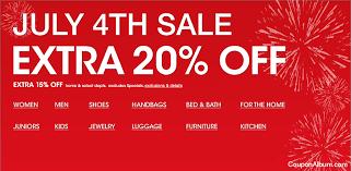 macys 4th of july sale 20 shopping