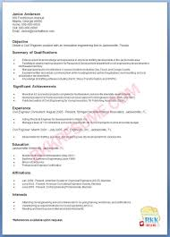 Adjunct Instructor Resume Sample by 28 Civil Resume Sample 16 Civil Engineer Resume Templates Free