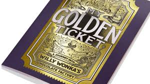 My Magic Name Personalised Story Books A Fab My Golden Ticket Book Personalised Willy Wonka Book Wonderbly