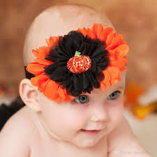 infant hair infant baby hair accessories headbands 4 chiffon