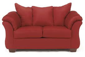 red living room set buy ashley furniture 7500138 7500135 set darcy salsa living room