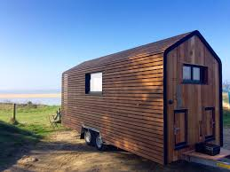 Tiny Home Builder Tiny House Town Huttopie From La Tiny House