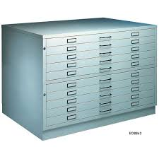 10 Drawer Cabinet A1 U0026 A0 10 Drawer Steel Plan Chest Drawing Chests