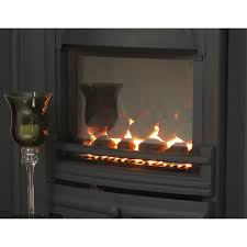 integra high efficiency glass fronted inset gas fire
