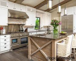 Rustic Modern Kitchen Markcastroco - Rustic modern kitchen cabinets