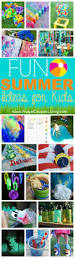diy summer fun ideas for kids frugal summer fun and activities