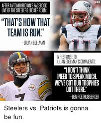 Funny Steelers Memes - 25 best memes about steelers vs patriots steelers vs patriots
