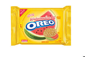 watermelon oreos are real and on sale at target for a limited time
