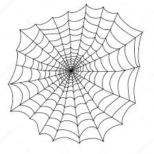 halloween black and white background black spider web for the holiday halloween vector u2014 stock vector