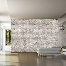 modele papier peint cuisine papier peint décoration mural géant facile a suspendre bois blanc