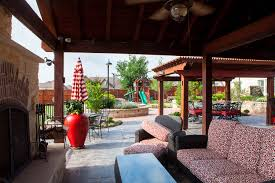 backyard living abilene scene