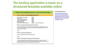 understanding the review criteria and adaptation fund request for fun u2026