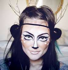 Halloween Costumes Girls Age 16 35 Easy Halloween Makeup Ideas U0026 Tutorials 2017 Cool Halloween