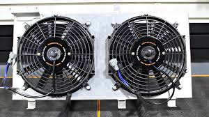 electric radiator fans and shrouds 2001 2007 subaru wrx sti plug and play fan shroud features