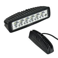 6 18w 6led driving work light mini bar epistar offroad suv atv 4wd