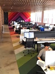 interesting office room ideas cream ceramic area floor wooden