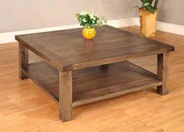 Wood Coffee Tables With Storage Square Wood And Glass Coffee Table S En Square Wood Coffee Table