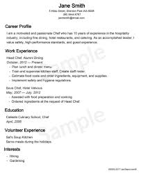culinary resume samples food runner job description for resume free resume example and we found 70 images in food runner job description for resume gallery
