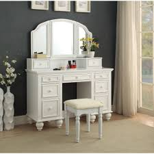 Darby Home Furniture Darby Home Co Anthonyson Transitional Vanity Set With Mirror