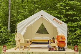 platform tent luxury camping rentals that could be the future of weekend